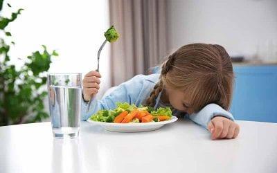 Hjælp – Mit barn vil ikke spise