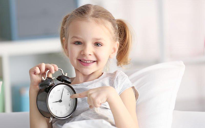 Godnat og sov godt skema – et belønningsskema der hjælper jeres sengerutiner på vej