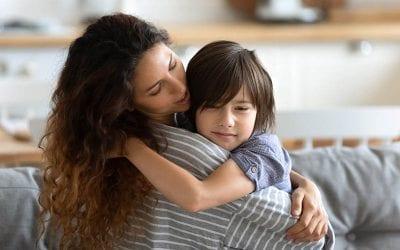 Førstehjælp til dit barn efter skilsmisse-beskeden: Sådan griber du situationen an