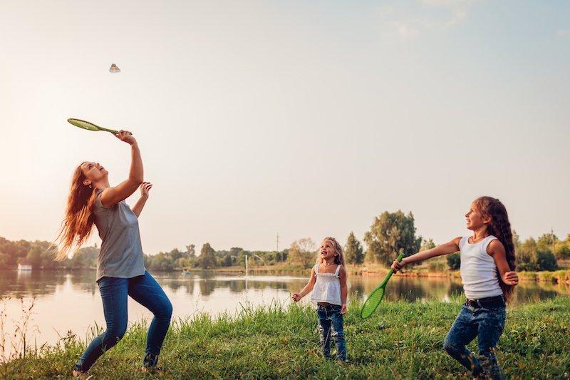 Familiemøde til aktiviteter
