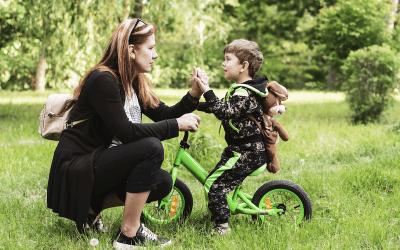 Kan man rose sit barn for meget?