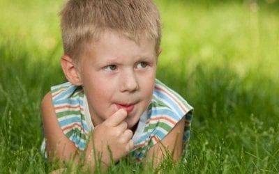 Hvordan håndterer du bedst dine børns (mange) spørgsmål
