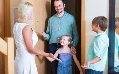 Hvornår kan man invitere sin kæreste hjem?