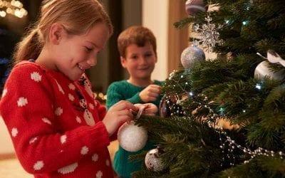 Sådan skaber i gode, nye fælles juletraditioner i en sammenbragt familie