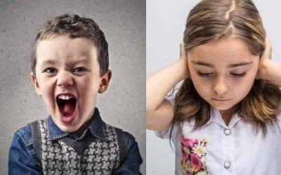 Er dine børn ikke lige nemme? Sådan kan du hjælpe dit urolige og støjskabende barn