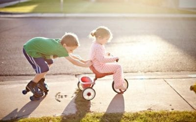 Hjælp dine børn til at få et bedre forhold til hinanden